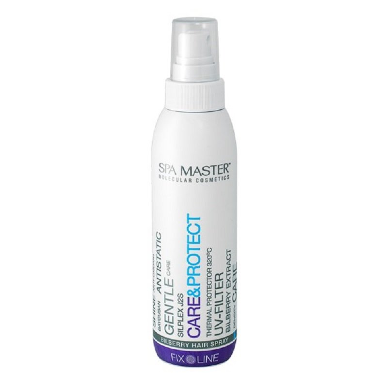 Spray para el Cabello con Arándano pH 4,0 (200 ml)
