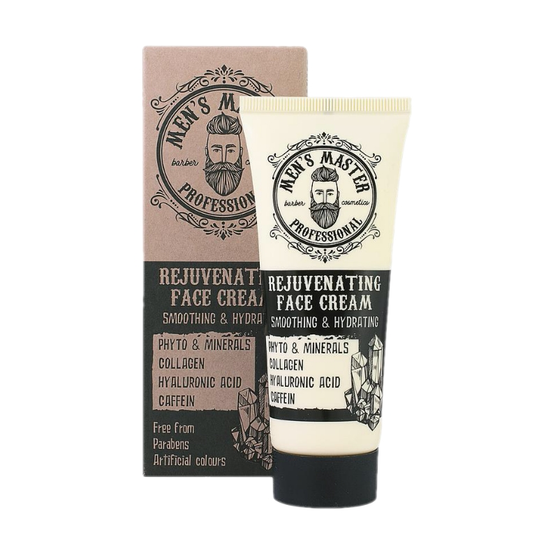 Crema Facial Rejuvenecedora MEN'S MASTER (75 ml)